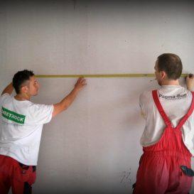 Praca przy ścianie PŁ